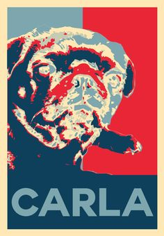 My Carla Hope Poster...