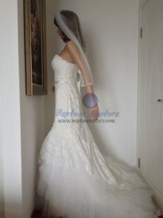 Inbal Dror, Mermaid Wedding, Wedding Dresses, Fashion, Moda, Bridal Dresses, Alon Livne Wedding Dresses, Fashion Styles, Weeding Dresses