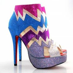 Image detail for -2012 fashion ladies sexy high heel pumps shoes rhinestone wedges shoes ... www.aliexpress.com