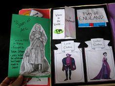 Gypsy Meadows: A Medieval Lapbook