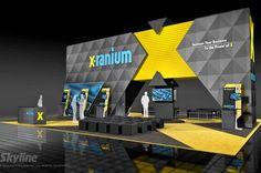 #linhasretas #planos X-ranium