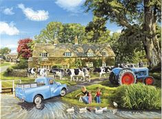 Crossing the Ford - Rothbury Publishing