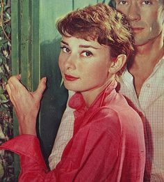 Audrey and Mel