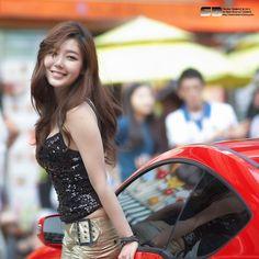 Korean Racing Model Jo Sang Hi, 조상희