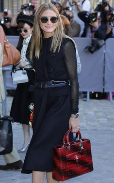 63 Jaw-Dropping Exotic Handbags and the Celebrities Who Carried Them Street Trends, Kelly Bag, Dior Handbags, Chanel Classic Flap, Couture Week, Lady Dior, Fashion History, Casual Outfits, Street Style