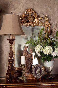 Antique Store Online ~ Belle Brocante ~ www.inessa.com ~ Inessa Stewart's Antiques