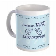 Pe Ideaplaza.ro gasesti incepand cu acesta luna #cani extraordinare personalizate ....pentru cele mai dragi persoane din viata ta Mugs, Tableware, Dinnerware, Tumblers, Tablewares, Mug, Dishes, Place Settings, Cups