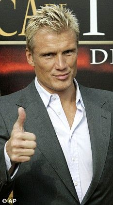 Duke Nukem Movie - who would you cast in the lead? Dolph Lundgren