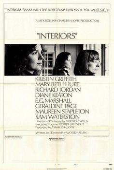 Interiores [Vídeo (DVD)] / escrita y dirigida por Woody Allen