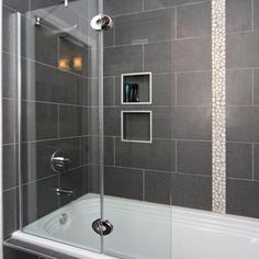 Spaces Grey Tile Design, Pictures, Remodel, Decor and Ideas - page 89