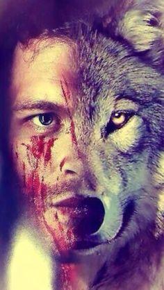 Joseph Morgan vs Wolf