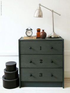 DIY – Industriële romantiek met de RAST ladekast - IKEA FAMILY