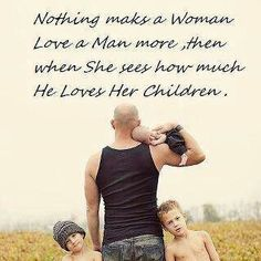 Love my man love my kids! Hubby Love Quotes, I Love My Hubby, Love My Man, Love My Kids, Family Love, I Love Him, Love Of My Life, Quotes To Live By, Love Her