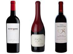 Valentine's Day wines...Red wines!