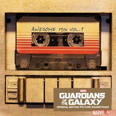 Atención, retro-lovers: la banda sonora de 'Guardianes de la Galaxia' se venderá en cassette