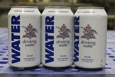 Anheuser-Busch Halts Beer Production to Provide Water for Texas, Oklahoma Storm Victims - NBC News