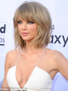 Celebrities such as Taylor Swift have hair that is mousy blonde, rather than full golden h...