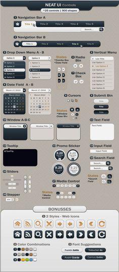 #GUI Elements