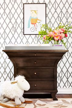 Whether you're decorating for a child or you want to spice up a grownup, Naya Rivera's nursery style is the perfect inspiration.