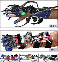 Abstract Recovery of functional hand movements after stroke is directly linked to rehabilitation duration and intensity. Continued therapy at home has the potential to increase both. For many patie…
