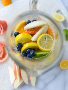 Lemon Sangria