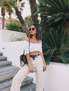 Post Coachella - looks Coachella camila coelho
