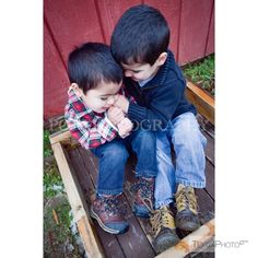 Family photography, children, brothers, outdoor