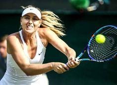 Maria Sharapova Injured On Return To Action At Wuhan Open