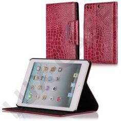 Raptor iPad Mini Lærdeksel - FlipStand (Hot Rosa)