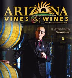 Arizona is an exciting new wine region, partly thanks to rock musician and winemaker Maynard James Keenan
