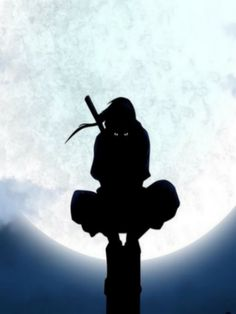 Naruto, Itachi Uchiha, Fan Art, Avatar, Otaku, Anime, Silhouette, Instagram, Cartoon Movies