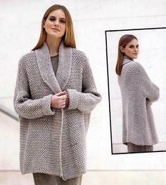Crochet Coat, Crochet Cardigan Pattern, Crochet Baby Shoes, Sweater Coats, Sweater Cardigan, Sweaters, Batik Fashion, Cardigan Outfits, Knitting Accessories