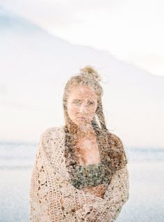 Double exposure on film, mamiya 645 af, fuji400h by Amanda Drost photography   Model: Chrissie Styling: Carin Stephan