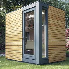 Glide Pod, a Flexible & Contemporary Garden Office – Pod Space