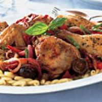 Best Chicken Cacciatore Recipe