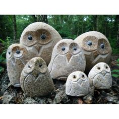 Auld Lang Stoney Owl 9cm: Amazon.co.uk: Garden Outdoors dremel???