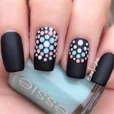 Resultado de imagen para uñas decoradas tonos morados