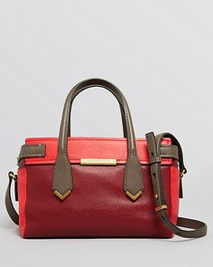 MARC BY MARC JACOBS Satchel - Hail To The Queen Liz Colorblock   Bloomingdale's