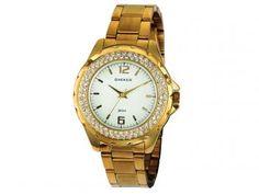 Relógio Feminino Backer 1476145F - Analógico Resistente à Água