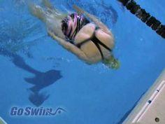 ▶ Swimming - Freestyle Flip Turn Step #3 - YouTube