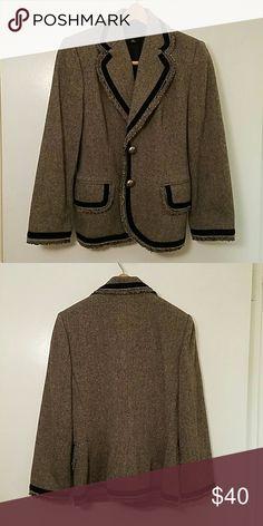 Banana Republic Jacket 90% wool Banana Republic Jackets & Coats