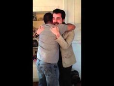 Bisexual Man's Father Gets 'Born This Way' Tattoo In Support Of His Son (VIDEO)