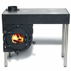 wood stove, website has some neat gift ideas too