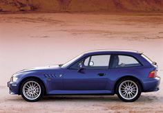 BMW Z3 Coupé - 1997/2002 ✏✏✏✏✏✏✏✏✏✏✏✏✏✏✏✏ IDEE CADEAU / CUTE GIFT IDEA  ☞ http://gabyfeeriefr.tumblr.com/archive ✏✏✏✏✏✏✏✏✏✏✏✏✏✏✏✏