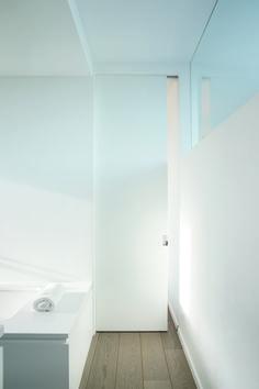 Pocket sliding doors Xinnix - credits to Geert Berkein architectuurstudio