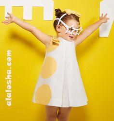 ALALOSHA: VOGUE ENFANTS: Collezione Simonetta Toddler SS14