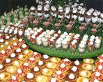 The Country Club of Columbus - Dessert Table from Member/Guest Golf Tournament