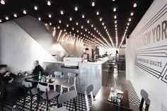 Restaurante Paris New-York / CUT Architectures
