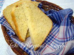 Só Receitas Simples: Pão de Requeijão MFP