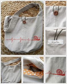 Ekg bag, via Flickr.